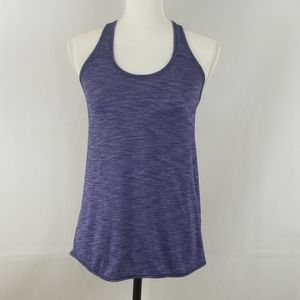 Lululemon Pleated Tank Top, size 6, purple